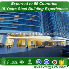 superior steel buildings and pre engineered metal buildings with ISO code