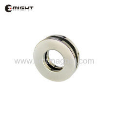 Sintered NdFeB Strong Magnet Ring magnet Rare Earth Permanent Magnet Nickel Plated Industrial Neodymium Magnets