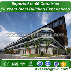unique metal buildings and pre engineered metal buildings with ISO standard