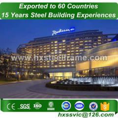 us steel metal building and pre engineered metal buildings ATSM standard