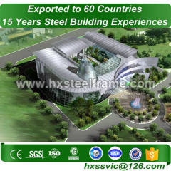 value steel buildings and pre engineered metal buildings with ISO code