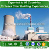 tg building in thermal power plant made of metal frame structure pre-made