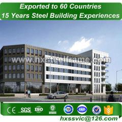 prefab steel garage and pre engineered metal buildings with ISO at Yemen area