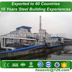 Industrial Building and prefabricated industrial buildings of heat insulation