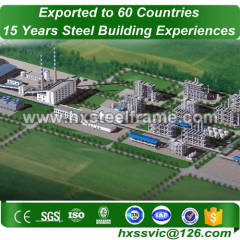 industrial buildings and prefabricated industrial buildings long-span