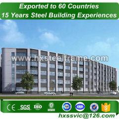 m&m steel buildings and prefab metal buildings large-Span faultlessly erected