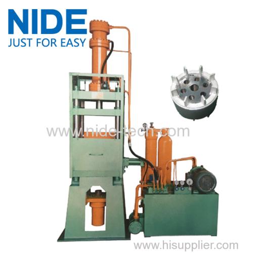 Automatic Rotor aluminum die casting machine for motor armature