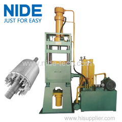 High production Armature automatic aluminum die casting machine
