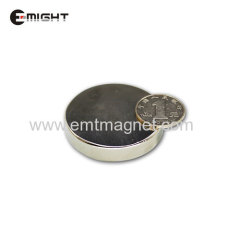 Neodymium Permanent Magnets Disc D50 x 10 mm N38