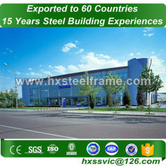 pre engineered metal buildings made of frame steel best-selling sale to Maseru