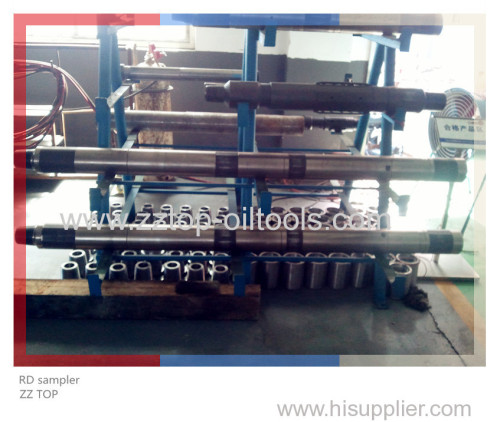 """Well testing Rupture Disk Sampler 5"""" x 15000psi for Drill stem testing service"""