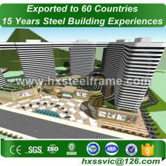 edifici in acciaio midwest costruiti con strutture in acciaio con vendita a caldo a Kampala