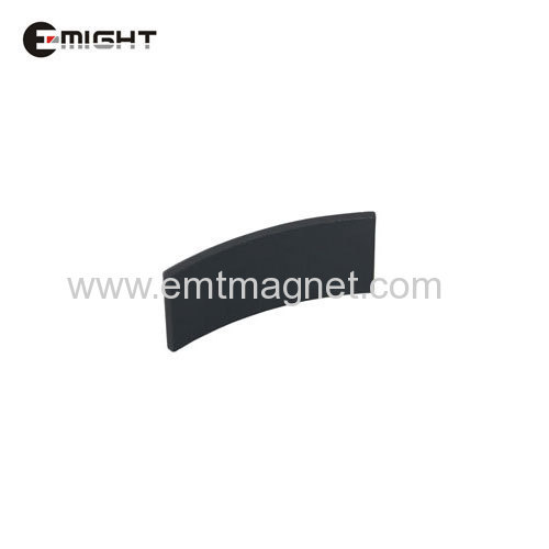 Bonded Ndfeb Magnets Strong Magnet neodymium Arc magnets Rare Earth Permanent Magnet Epoxy Plated adhesive magnets