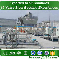 industry structure building and industrial metal fabrication well selling