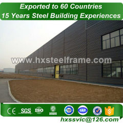 agricultural farm buildings and prefab agricultural buildings wind resistance