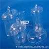 high temperature quartz glass tubes Beaker 99.9% lab equipment