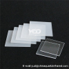 HM High Purity Clear Customized Quartz Glass Sheet