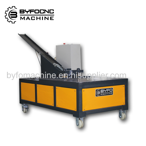 Nanjing Byfo HVAC Work Automatic Corner Mounting Machine