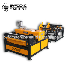 widely used hvac air square duct manufacture machine