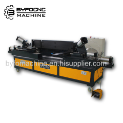 Air conditioning Horizontal pneumatic seam closing machine