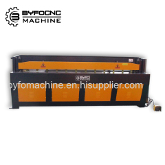 Widely Used Metal Sheet Cutting electric shearing machine