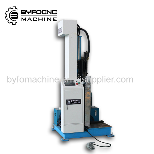 Air conditioning Vertical 1550mm hydraulic seam closing machine