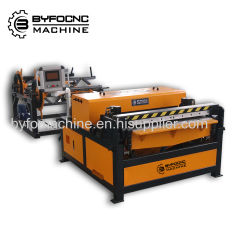Good quality hvac air duct forming machine
