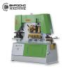 BYFO Brand hydraulic ironworker sheet metal punching and cutting machine