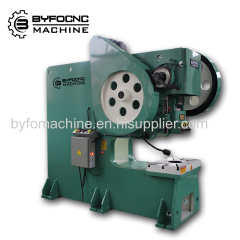 Sheet Metal Used hole punching Nanjing Byfo punch press
