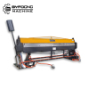 High quality pneumatic folding machine TDF bending machine