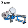BFL-1500 Spiral duct making machine