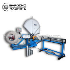 BFL-1500 Spiral duct forming machine