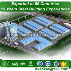 parede steel frame and prefabricated steel structures export to Europe