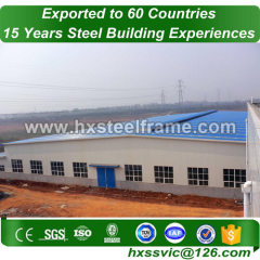 planning agricultural buildings made of steel fabrication by European steel
