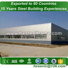 portal frame farm buildings and steel agricultural buildings to ISO code