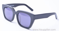 Global classics acetate thick and big sunglasses for men and women
