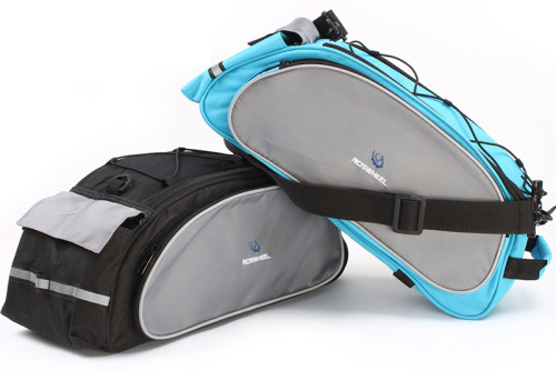RosWheel Bicycle Multifunction Tail Pouch