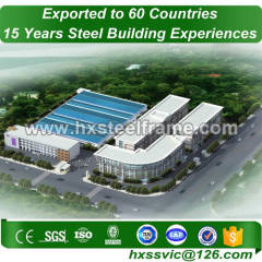 best metal buildings made of modular structure outdoor provide to Dhaka