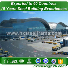 engineered building systems made of welded steel beam outdoor at Victoria area