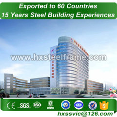 us metal buildings made of steel beam structure with GB code
