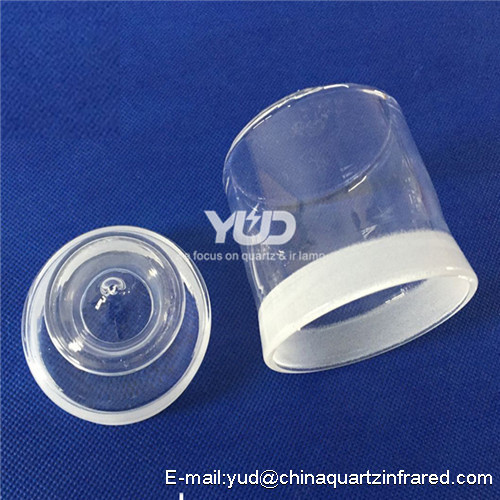 High Quality Quartz Silica Beaker 5 10 25 50 100 250 500 1000 2000 3000 5000mL Clear Quartz beaker for lab