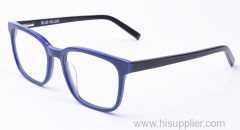 Square brand name spectacle frames eyeglasses