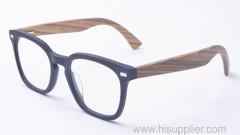 Environmental wood eyeglass frames optical