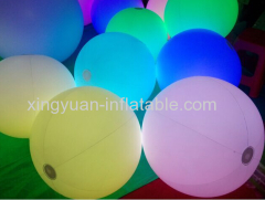 Touch control/remote control PVC interactive zygote ball