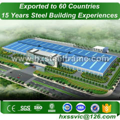 steel frame rj and steel structure fabrication for importer in Conakry
