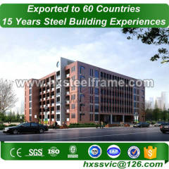 metal building frame and steel building packages ATSM standard to Abuja market