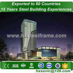 fabricated buildings and steel building packages cost-saving export to Thimphu