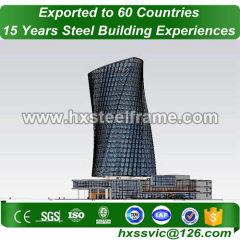 steel structure and steel structure fabrication ATSM standard export to Panama