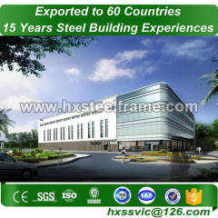 steel structure connections and steel structure fabrication to Thailand market