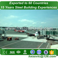 30x40 steel building and steel building packages big-Span to Burundi market
